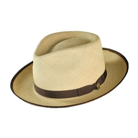 all fedoras where to buy all fedoras at village hat shop stetson brewster panama straw fedora hat all fedoras