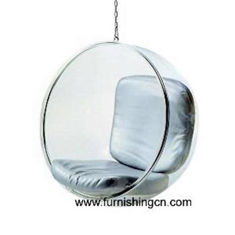 bubble chair swing modern outdoor furniture swing bubble chair furnishingcn