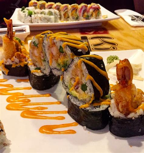 Would You Rather Eat Fresh Or Fried Rolls by Make It 7 Of The Top Sushi Restaurants In Tallahassee