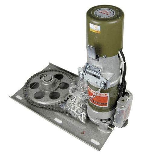 Electric Roller Shutter Motor With Certificate Of Battery electric 600kg ac rolling door side motor garage door