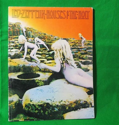 houses of the holy lyrics led zeppelin houses of the holy song book sheet music 1973