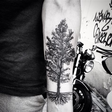 on pinterest pine tree tattoo minimal tattoo and pine tree