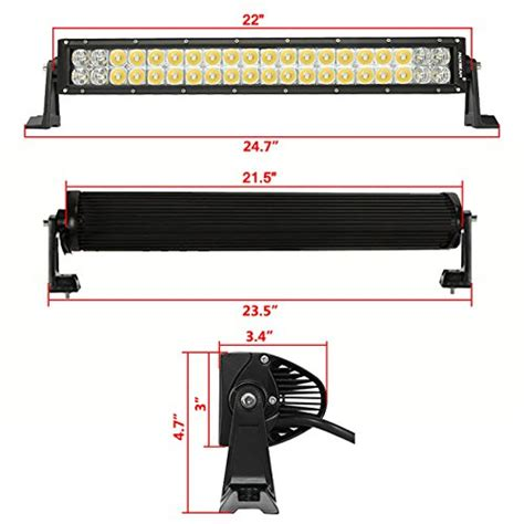philips led lighted train engine auxbeam led light bar philips leds combo for offroad suv atv vehicles car ford f150