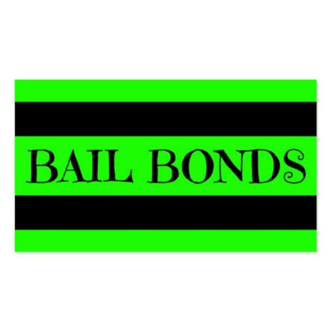 Bond Id Card Template by Bail Bonds Business Card Templates Bizcardstudio