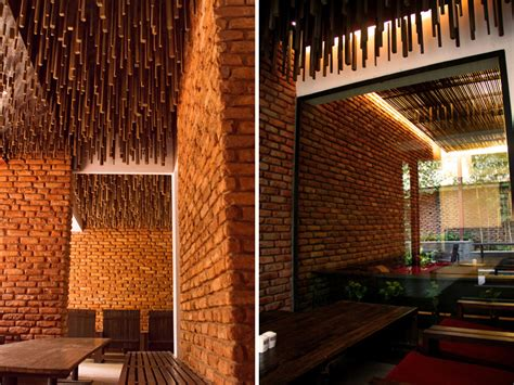 designboom cafe form 3 architects converts green cafe lounge boutique