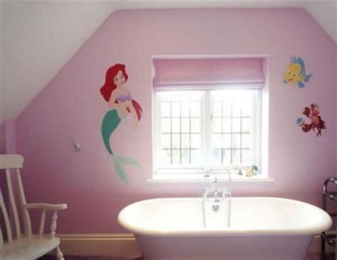girl bathroom decorating ideas ba 241 os para peque 241 os