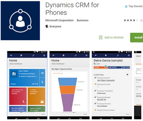 new apps for mobile microsoft dynamics crm 2015 s new mobile app for