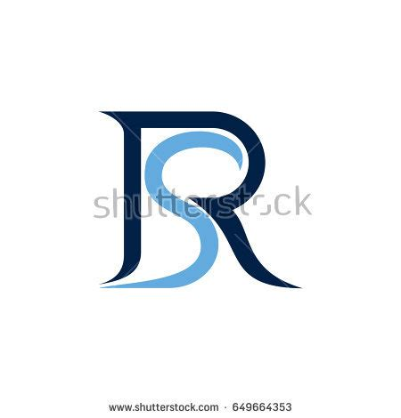 k r design rs logo stock images royalty free images vectors