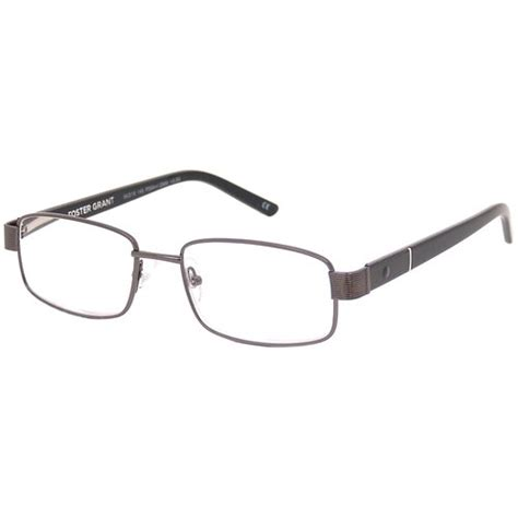 foster grant s metal plastic reading glasses lorenzo