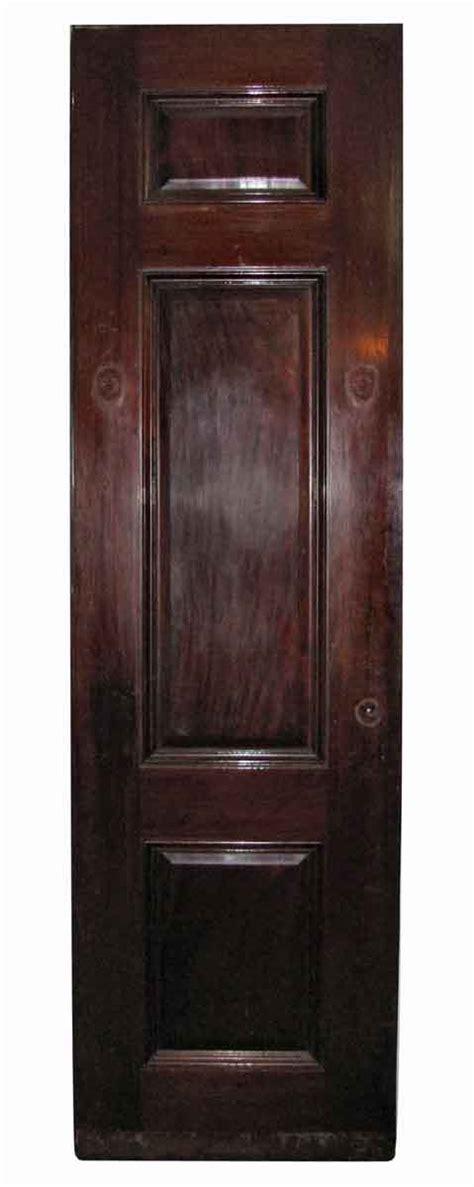 antique interior doors antique narrow doors with ironwork narrow mahogany raised panel door olde things