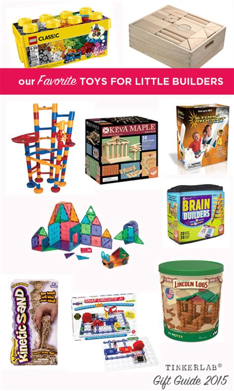 gift toys gift guide toys for engineering and building