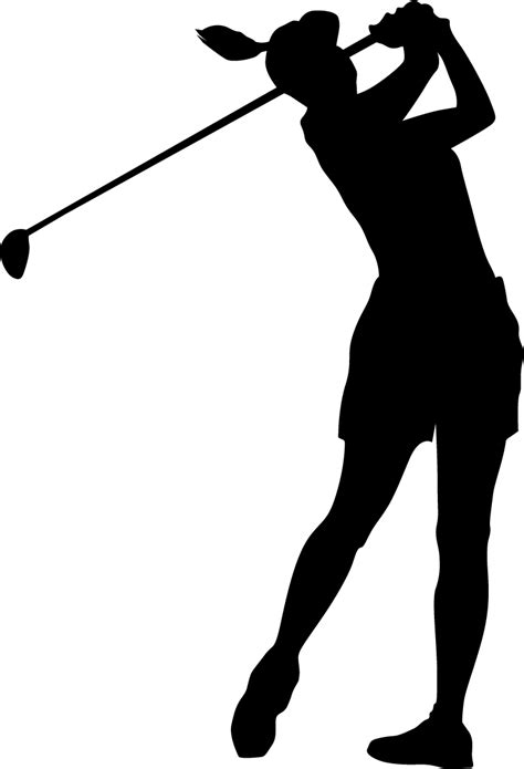 golf clipart black and white golf clip image black and white