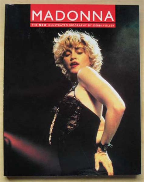 biography madonna madonna the new illustrated biography records vinyl and