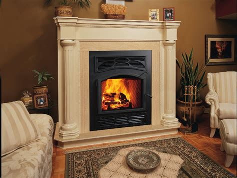 Wood In Gas Fireplace by Converting Wood Fireplace To Gas Fireplace Fireplaces