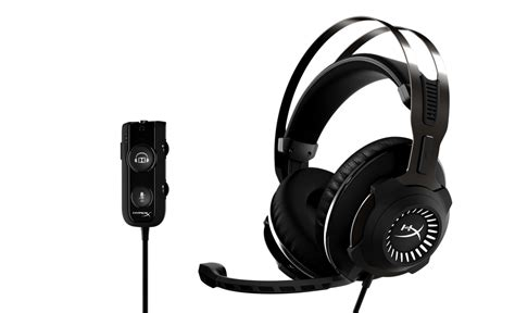 Headset Hyperx Revolver S hyperx cloud revolver s gaming headset review entertainment buddha