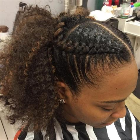 roded black hair style 30 classy black ponytail hairstyles ponytail natural
