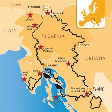 Motorradfahren In Slowenien by Adriatic Rollercoaster Motorradtour
