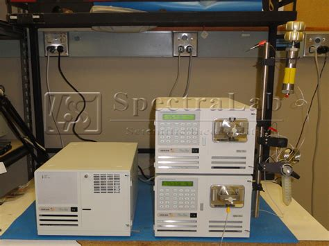 diode array detector and uv detector varian prostar 330 diode array detector 325 uv vis detector and varian prostar 210 hplc