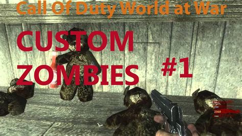 custom map world at war call of duty world at war zombies custom maps 1