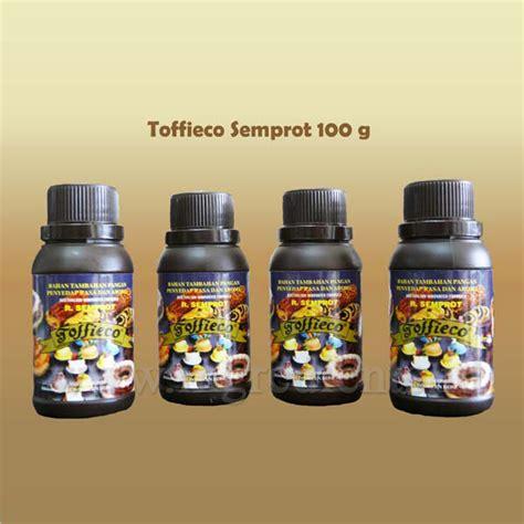 Toffieco 100ml perisa essence flavor pasta