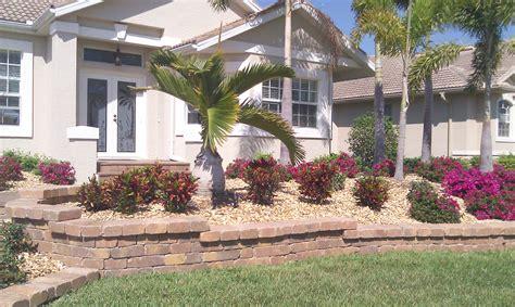Home Depot Punta Gorda Florida by Lawn Service Landscaping Port Punta Gorda
