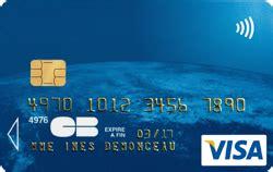 carte visa plafonds retraits versements et cotisations
