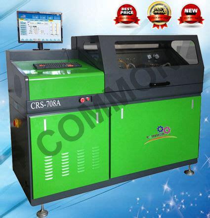 Alat Tes Nozzle crs 708a diesel injector tester peralatan pengujian id
