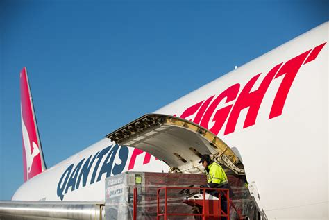 travel pr news qantas freight to handle 12 000 tonnes of mail out of australia each year with
