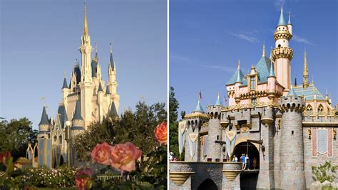 the better disney disney world vs disney land smackdown pictures disney world vs disneyland orlando sentinel