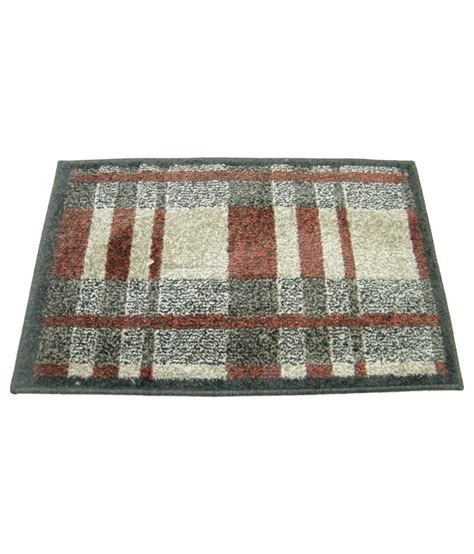 designer door mats the fancy mart single designer anti skid large door mats