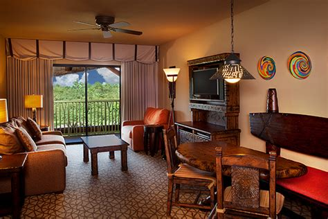 Jambo House 1 Bedroom Villa disney s animal kingdom lodge jambo house walt disney