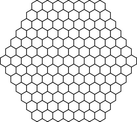 hex pattern png free vector graphic geometry hexagon honeycomb free