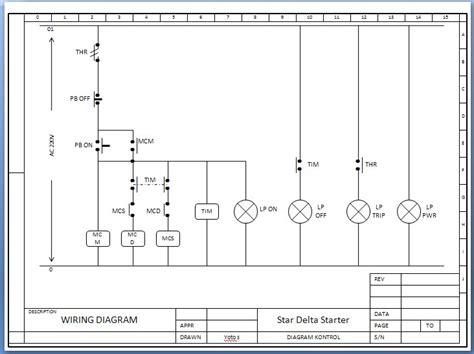Cara membaca wiring diagram panel listrik webnotex etnik sugitama engineering gambar rangkaian delta cheapraybanclubmaster Choice Image