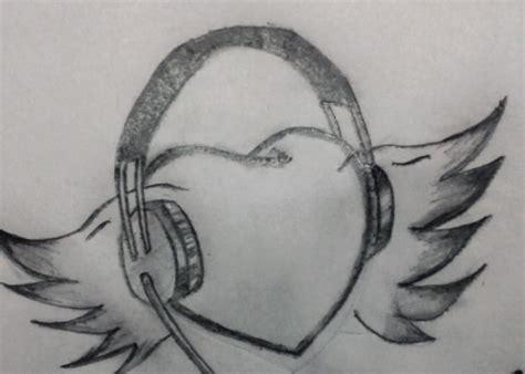 imagenes para dibujar a lapiz para dedicar im 225 genes de corazones para dibujar a l 225 piz f 225 ciles