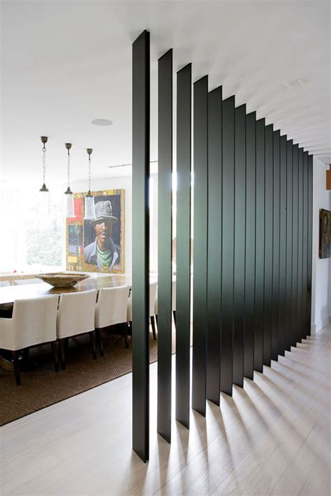pannelli di legno per interni 50 idee di pannelli divisori in legno per interni image