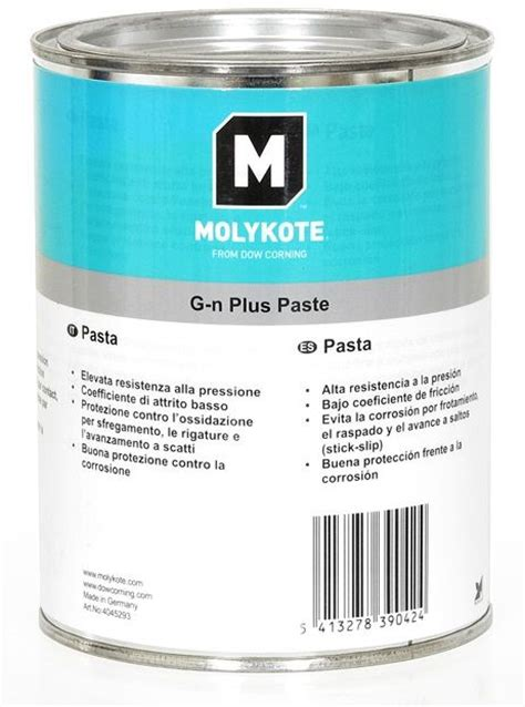 Sealxpert Moly G N Paste Molykote G N Plus molykote g n plus