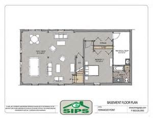 Home Floor Plans With Basement Finished Basement Floor Plans Home Interior Design