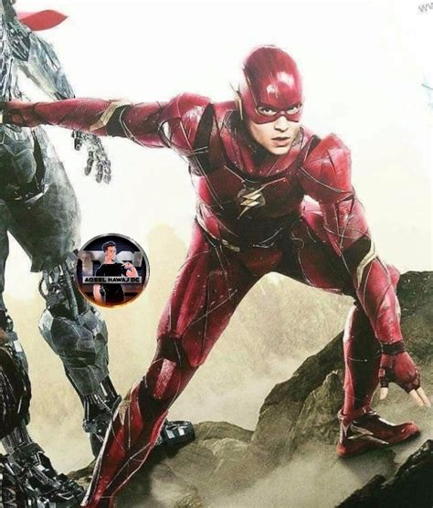 Poster Unclear Justice One justice league promo reveals new look at the flash