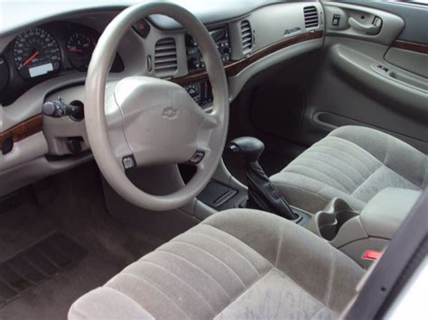 2003 Chevy Impala Interior by 2003 Chevrolet Impala For Sale