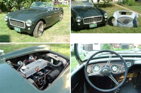 Craigslist Fort Wayne Garage Sales by Mystery Machine 1954 Healey 100 Bring A Trailer
