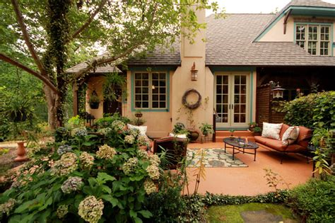 patio home decor scottsville tuscan cottage mediterranean patio