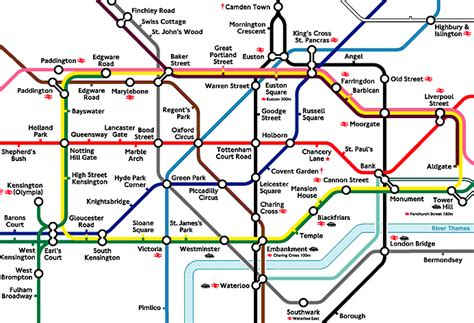 map of underground stations instant search map