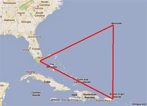 WELCOME TO TECHWORLD: Bermuda Triangle