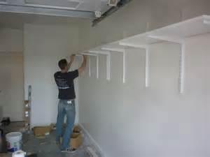 garage shelving solutions custom garage storage solutions va installations