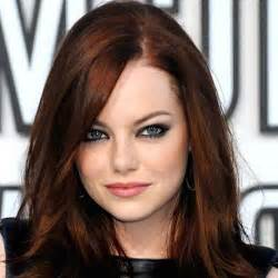 auburn hair color black 6 shades of hair different types of hair