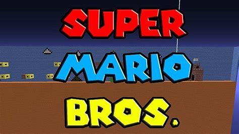 1310 Ll Mario mario bros minecraft project