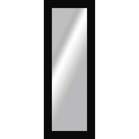 m miroir miroir okaasan noir l 140 x h 40 cm leroy merlin