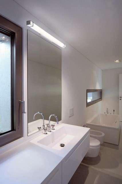 Illuminazione Bagno Moderno by Illuminare Un Bagno Cieco Foto 13 40 Design Mag