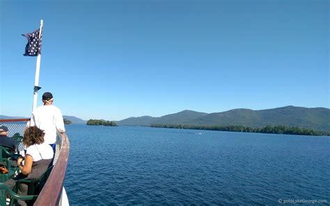 dinner on a boat in lake george lake george cruises
