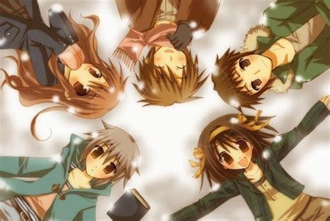 5 Anime Friends by Anime Friends Sprinkles Flickr
